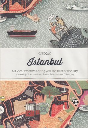 CITIx60: Istanbul (60 Local Creatives Show You the Best of the City). Victionary