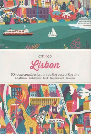 CITIx60: Lisbon (60 Local Creatives Show You the Best of the City). Victionary