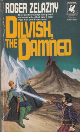Dilvish, The Damned. Roger Zelazny
