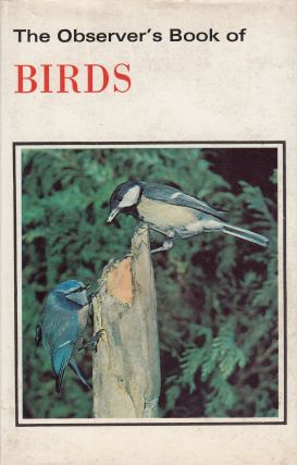 The Observer's Book of Birds. S. Vere Benson