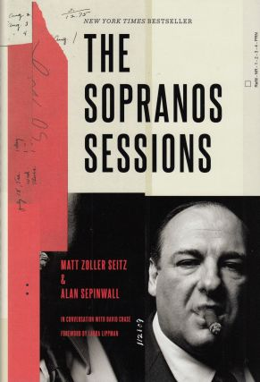 The Soprano Sessions. Alan Sepinwall Matt Zoller Seitz