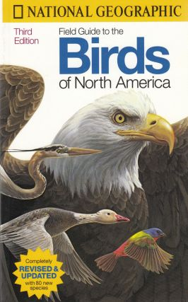 Field Guide to Birds of North America. National Geographic