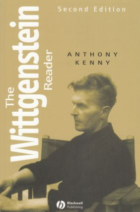 The Wittgenstein Reader. Anthony Kenny