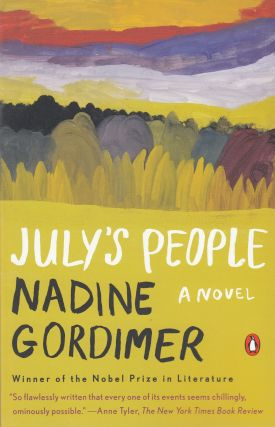 July's People: A Novel. Nadine Gordimer