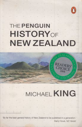 The Penguin History of New Zealand. Michael King