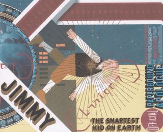 The Adventures Of Jimmy Corrigan : The Smartest Kid on Earth. Chris Ware