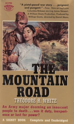 The Mountain Road. Theodore H. White