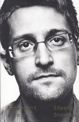 Permanent Record. Edward Snowden