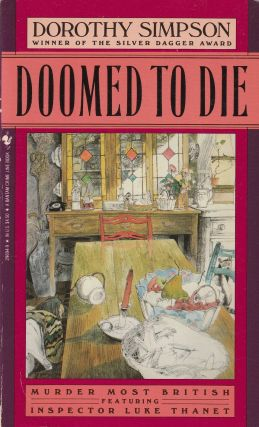 Doomed to Die. Dorothy Simpson