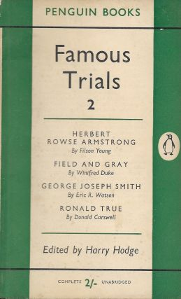 Famous Trials 2. Harry Hodge.