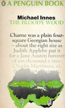 The Bloody Wood. Michael Innes