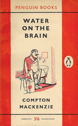 Water on the Brain. Compton Mackenzie