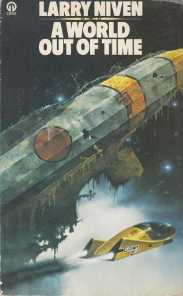 A World Out of Time. Larry Niven.