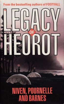 Legacy of Heorot. Larry Niven.