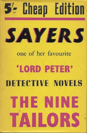 The Nine Tailors (A Lord Peter Wimsey Novel). Dorothy Sayers