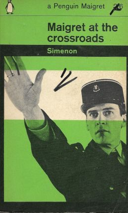 Maigret at the Crossroads. Georges Simenon.