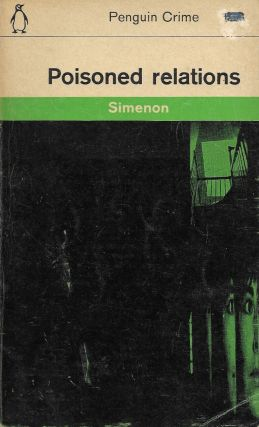 Poisoned Relations. Georges Simenon.