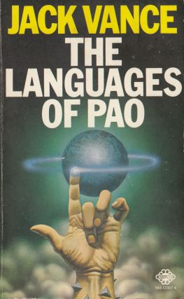 The Languages of Pao. Jack Vance
