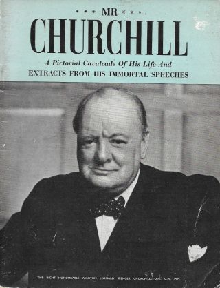 Mr Churchill (speech extracts)
