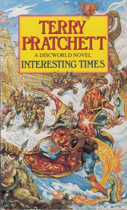 Interesting Times (A Discworld Novel). Terry Pratchett