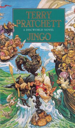 Jingo (A Discworld Novel). Terry Pratchett
