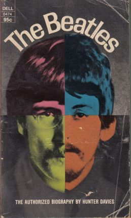 The Beatles: The Authorized Biography. Hunter Davies.