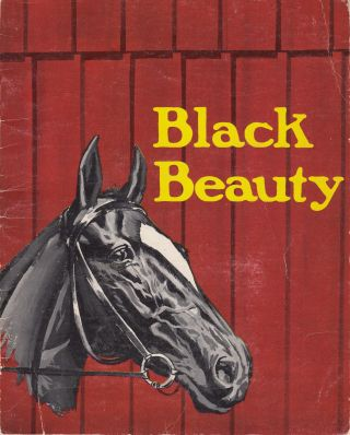 Black Beauty. Carol John Drexler