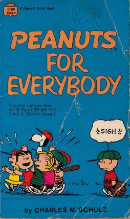 Peanuts for Everybody. Charles M. Schulz.