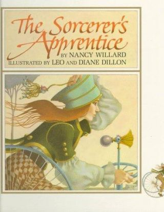 The Sorcerer's Apprentice. Nancy Willard