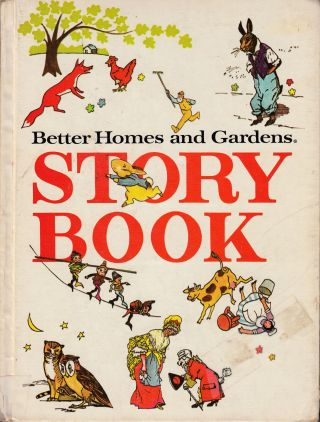 Better Homes and Gardens Story Book