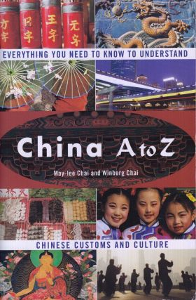 China A to Z. May-lee Chai, Winberg Chai