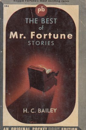 The Best of Mr. Fortune Stories. H C. Bailey