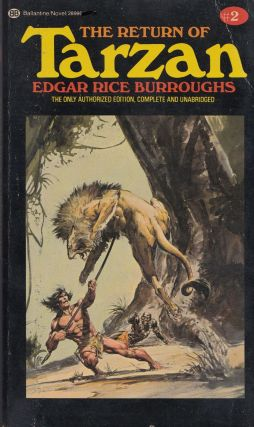 The Son of Tarzan. Edgar Rice Burroughs