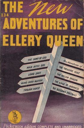 The New Adventures of Ellery Queen. Ellery Queen