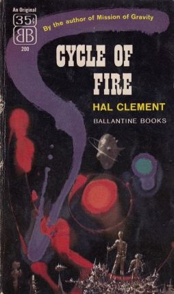 Cycle of Fire. Hal Clement