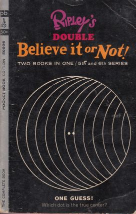 Ripley's Double Believe it Or Not! (5th and 6th Series