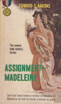 Assignment Madeleine. Edward S. Aarons