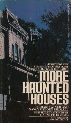 More Haunted Houses. Nancy Osborn Ishmael Richard Winer.