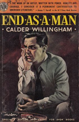 End as a Man. Calder Willingham