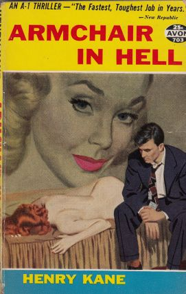 Armchair in Hell. Henry Kane