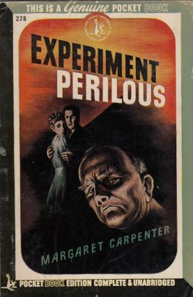 Experiment Perilous. Margaret Carpenter