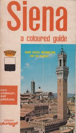 Siena and Surroundings: A New Artistic Guide
