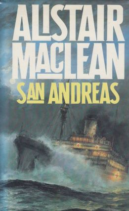 San Andreas. Alistair MacLean