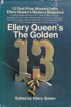 Ellery Queen's The Golden 13. Ellery Queen