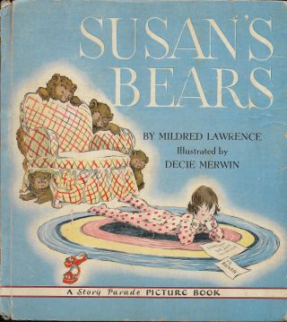 Susan's Bears. Mildred Lawrence