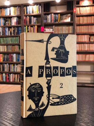 A Propos: Book Two. Denis Grayson
