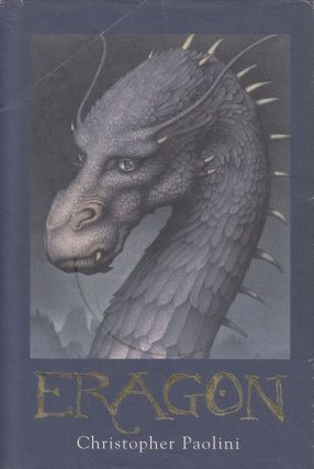 Eragon (Inheritance Trilogy - Book One). Christopher Paolini