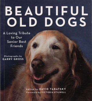 Beautiful Old Dogs: A Loving Tribute to Our Senior Best Friends. David Tabatsky, Victoria Stilwell Garry Gross, photos, foreword.