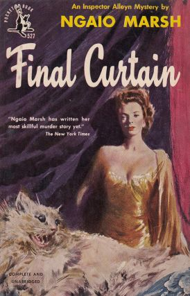 Final Curtain (An Inspector Alleyn Mystery). Ngaio Marsh