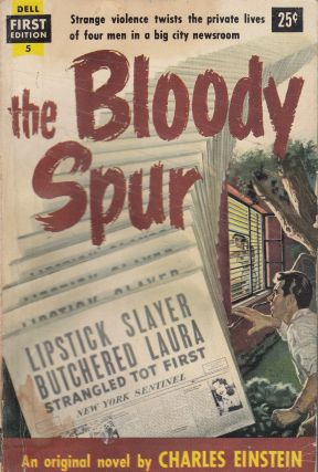 The Bloody Spur. Charles Einstein